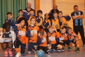 Equipe marollaie 2016 U10-U11
